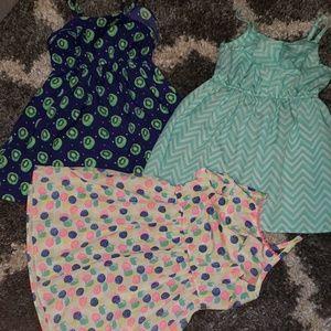 Cherokee dresses 2t,3t